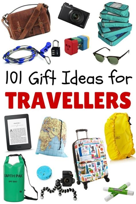 Gifts For A Traveler - 101 gifts for travellers in every budget