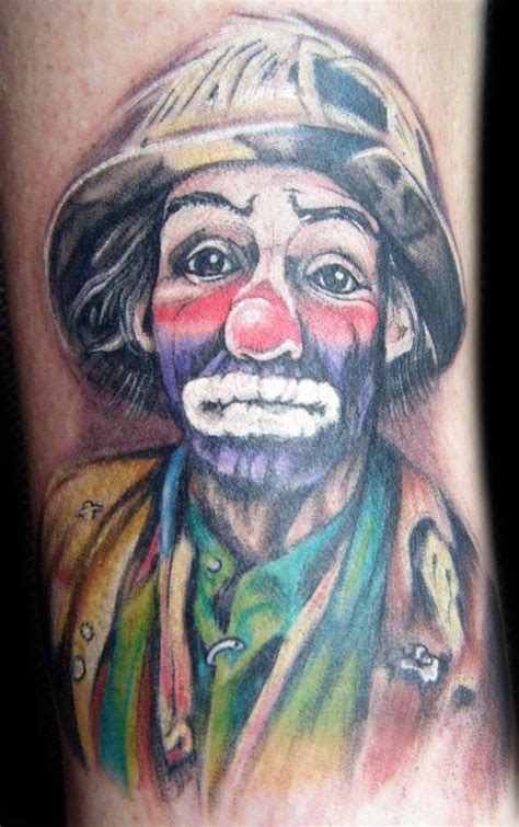 jester tattoos for men 33 best clown tattoos images on clown