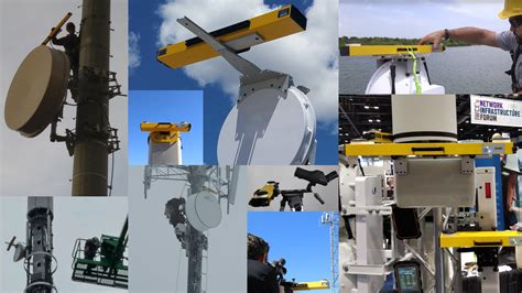 antenna alignment tool aat antenna attitude sensor aas