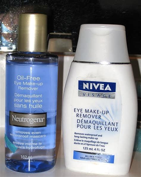 Makeup Remover Nivea neutrogena vs nivea which eye makeup remover works best