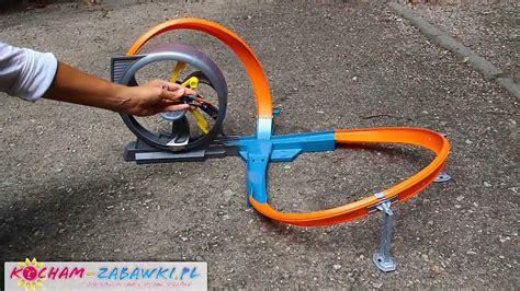 Wheels Track Start Hook Original turbine track tor moto turbina wheels mattel x9285 recenzja