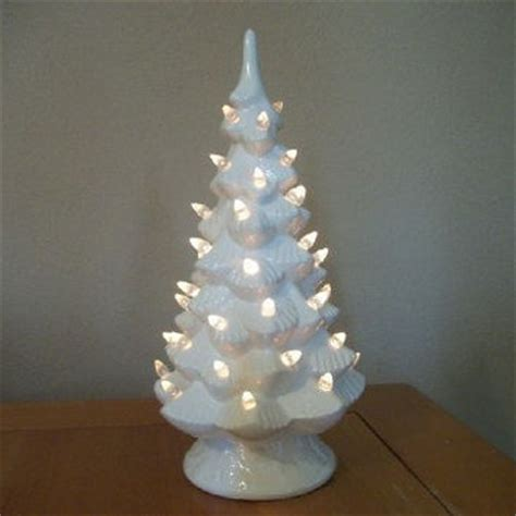 white ceramic tree with lights shop ceramic tree lights on wanelo