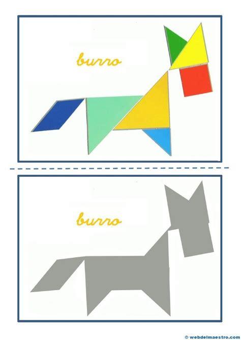 figuras geometricas formulario tangram figuras para imprimir online pretendo facilitar