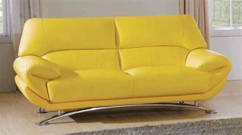 yellow leather sofa mellow yellow pinterest