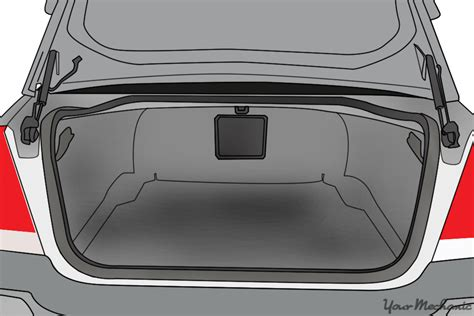 Can The Search The Trunk Of Your Car Without A Warrant How To Adjust A Trunk Latch Yourmechanic Advice