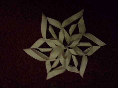 Make Cut Paper - how to make a 183 how to make a snowflake
