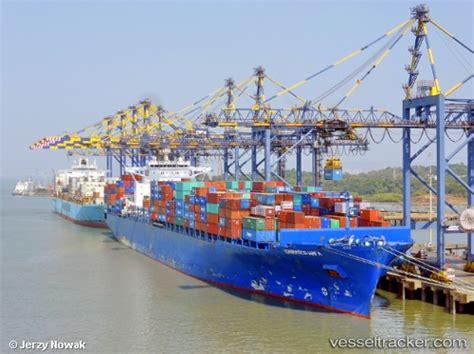 nhava sheva port dashboard of the port of nhava sheva vesseltracker
