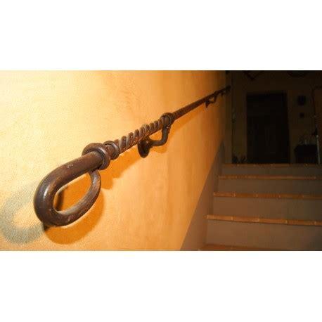 corrimano ferro corrimano per scala in ferro battuto su misura