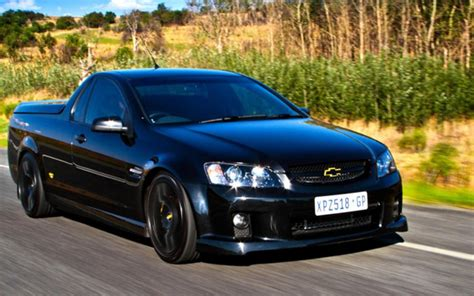 south african tuner lupini builds  hp holden maloo