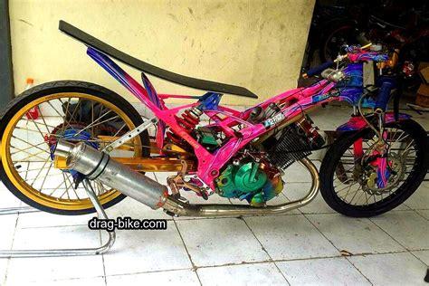 Lihat Foto Motor by Lihat 100 Foto Gambar Modifikasi Drag Bike Racing