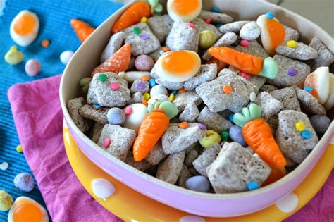 easter puppy chow cakeyboi chocolate easter eggy puppy chow