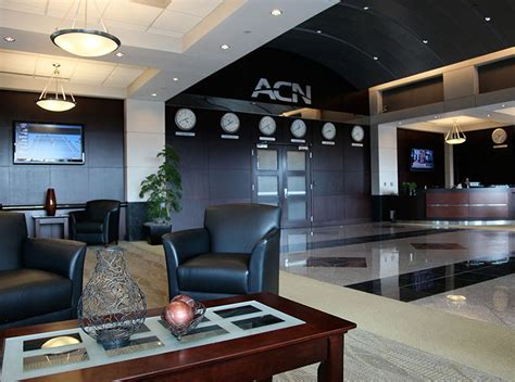 Acninc Back Office with acn you are in business for yourself but never by