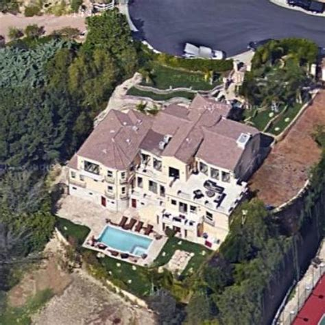 joe rogan house rza s house in los angeles ca google maps virtual