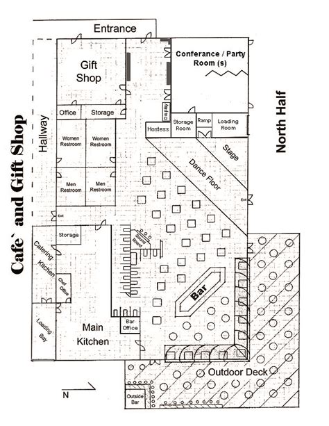 gift shop floor plan fle location