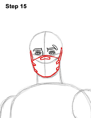 Fortnite Drawings Step By Step how to draw drift from fortnite step by step pictures