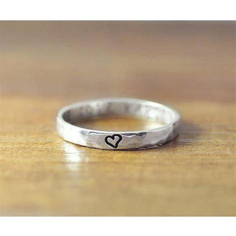 ring secret message ring tiny ring from indigoandivy on