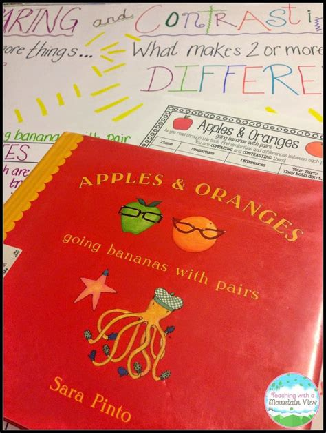 picture books to teach compare and contrast 1000 images about reading on cause and effect