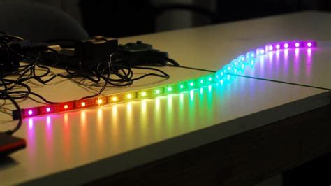 Getting Started With Programmable Rgb Led Strip Lighting Led Lights Arduino