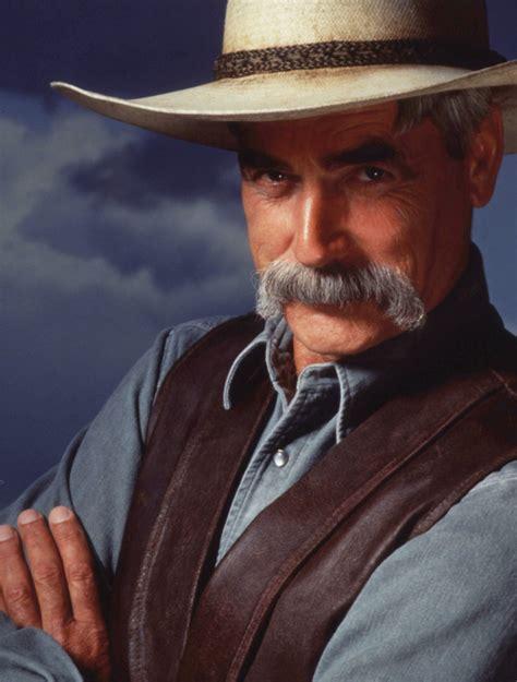 sam elliott typecast as a cowboy sam elliott came to embrace that