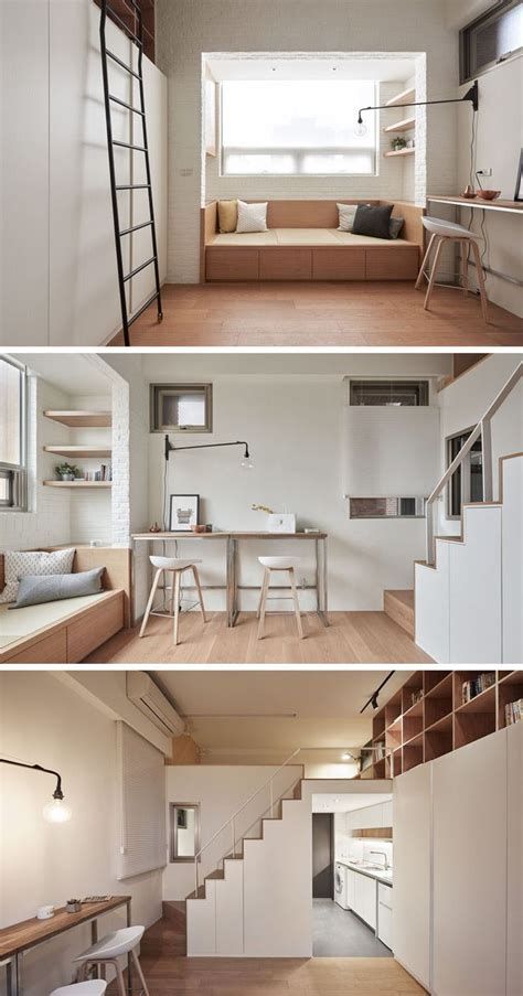 mini apartments best 25 small loft apartments ideas on pinterest small
