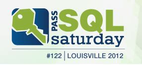 Of Louisville Mba Information Session by Sql Saturday 122 The Sql Professor