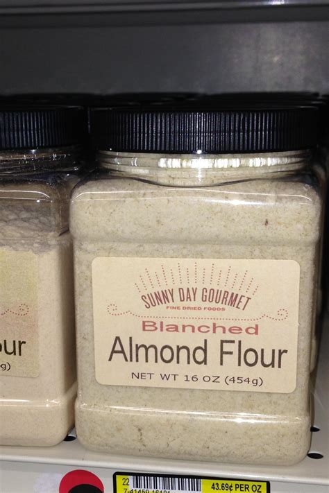 Almond Flour Shelf by The 3 Best Grain Free Food Swaps To Boost Burning