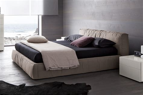 soft beds twist bed queen soft grey modern digs furniture