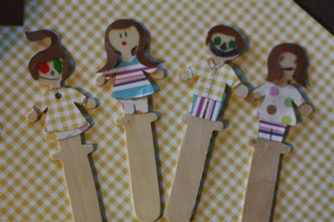 Scrap Paper Craft Ideas - scrapbook scrap puppets think crafts by createforless