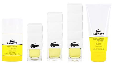 challenge fresh challenge re fresh lacoste fragrances cologne a