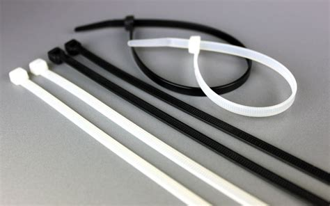 cable ties and cable tie wraps
