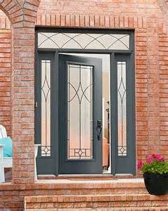 Decorative Glass For Front Doors by Doorglass Side Lite Sidelight Styles For Exterior Doors