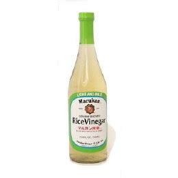 rice vinegar substitutes ingredients equivalents gourmetsleuth