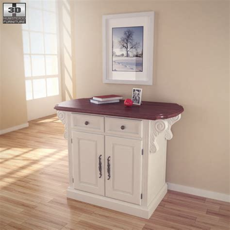 mobile kitchen island 3d model formfonts 3d models traditions kitchen island 3d model hum3d