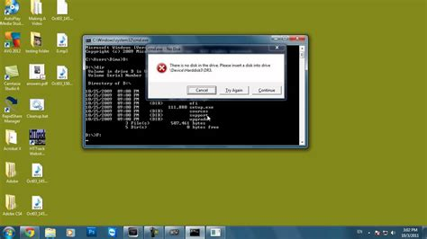less pattern command line command prompt basics access your removable storage in