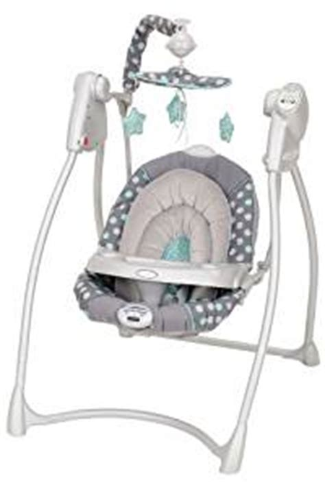 graco vibrating baby swing com graco lovin hug open top swing with