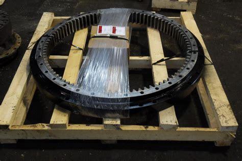 caterpillar swing bearings heavy equipment parts