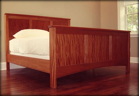 Handcrafted Beds - handcrafted beds by vermont studio makers