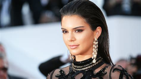 rumor has it kendall jenner got lip injections stylecaster