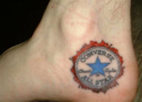 ibuprofen before tattoo 10 viral pictures of with shoe tattoos 10
