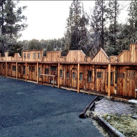 cool idea for a western style fence