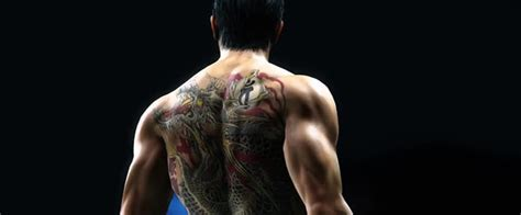 yakuza zero tattoo yakuza pourquoi on dit que c est le gta japonais en 5 points