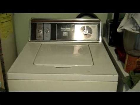 speed queen awn 542 ron s speed queen washer youtube