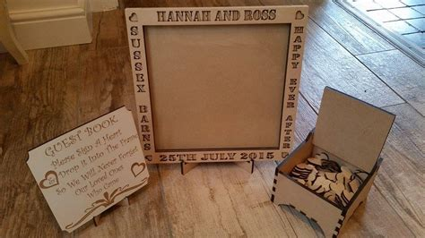 Wedding Drop Box Frame by Signs Plaques Drop Boxes Rj Wood Projects