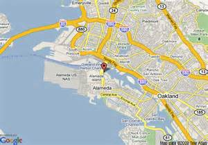 map of extended stay america oakland alameda alameda