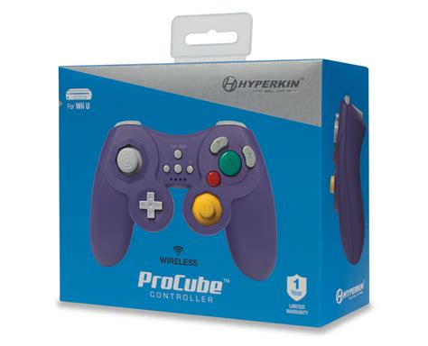 gamecube layout hyperkin procube wii u controller smashes the need for