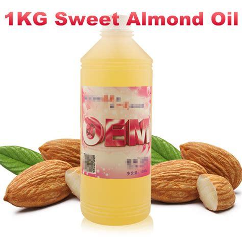 Big Promo 1000 Ml Carrot Seed Essential almond sweet essential organic oils 1000ml 1l