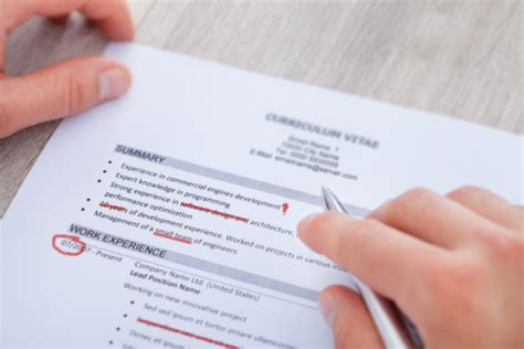 Cv Criminal Record Cv Fraud In South Africa At Record High