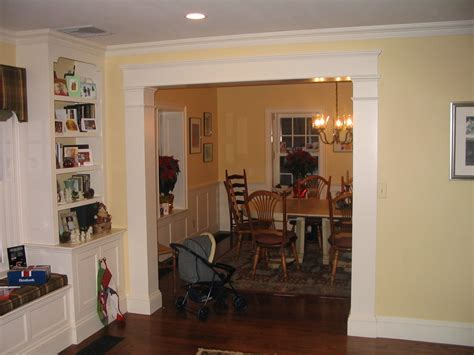 Kitchen Floor Plan Ideas by Removing Bearing Walls