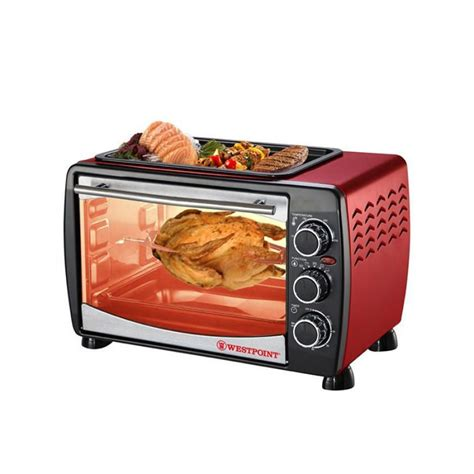 Oven Hakasima 20 Liter westpoint toaster oven with plate wf 2400rd 24 litre