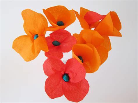 paper poppy flower tutorial paper poppy flower tutorial image 170414 polka dot bride